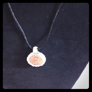 Penny necklaces